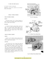 Singer 221 Sewing Machine Service ManualService Manual Service Manual