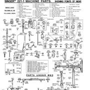 toyota 221 sewing machine manual
