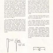 Montgomery Ward URR 240 Sewing Machine Manual