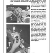 Pfaff 230-332 Automatic Sewing Machine Service Manual