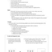 Necchi EX30 Sewing Machine Service Manual