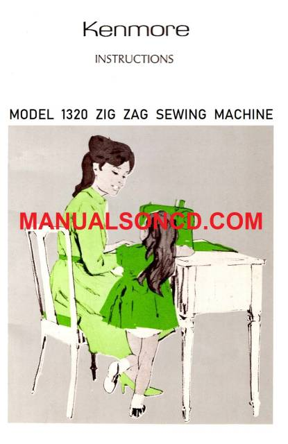 kenmore sewing machine model 158 problem