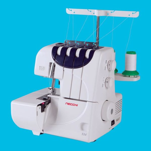 Necchi S34 Sewing Machine Instruction Manual