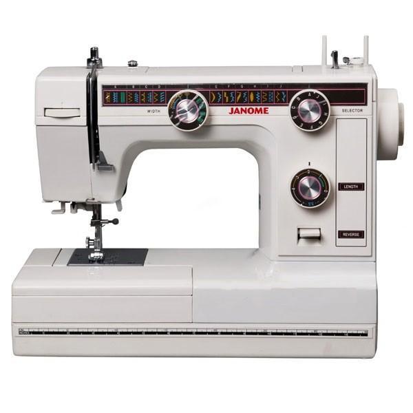 Janome 380-381 Sewing Machine Service Manual