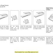 Janome 105-106 Sewing Machine Instruction Manual