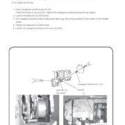Necchi EX100 service manual
