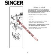 Singer 9022 Sewing Machine Instruction Manual pdf