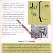 Morse Zig Zag Sewing Machine Manual Fotomatic