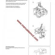Kenmore Serger 385.16655100 Sewing Instruction Manual Overlock