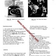 Singer 327K And 328K Sewing Machine Service Manual