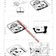 Singer 500 Sewing Machine Service Manual 518, 538, 513, 514, 533