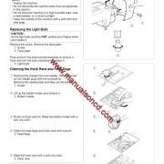 Kenmore Model 385.19112 Sewing Machine Instruction Manual