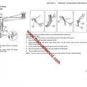 Kenmore 385.12708 - 12714 Sewing Machine Instruction Manual