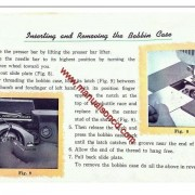 fleetwood sewing machine manual