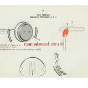janome sewing machine oiling instructions