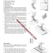 Singer 764 Sewing Machine Instruction Manual