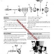 Singer 631 Sewing Machine Service Manual