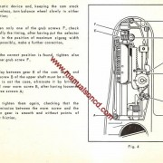 Necchi Lydia 3 544 and 542 Sewing Machine Service Manual