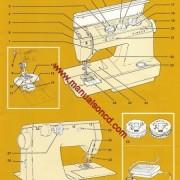 singer futura 920 sewing machine