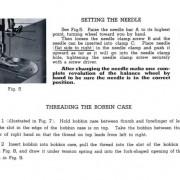 Viking 164, 264, 364, 464, 564 Sewing Machine Manual