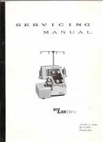 Mylock 234 Sewing Machine Service Manual