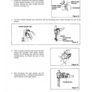 Babylock BL4-838D Sewing Machine Manual