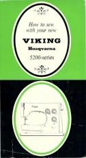 Viking 5200 Sewing Machine Instruction Manual