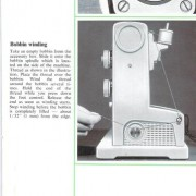 Viking 5200 Sewing Machine Instruction Manual