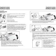 Singer 4212 Sewing Machine Instruction Manual