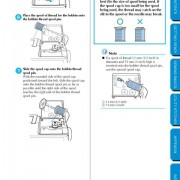 Brother 8060 Sewing Machine Instruction Manual