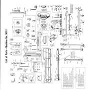 Singer 301 - 301A Sewing Machine Service Manual
