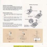 Singer 2000 Athena Sewing Machine Manual
