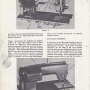 Kenmore 120.490 Sewing Machine Service Manual