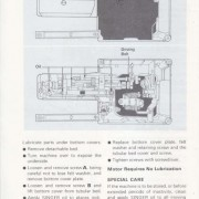 Singer 522 Sewing Machine Instruction Manual