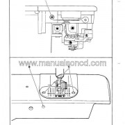 Singer Touch-Tronic 2001A Service And Repair Manual