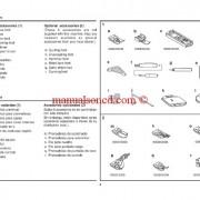 Singer 8280 Sewing Machine Instruction Manual