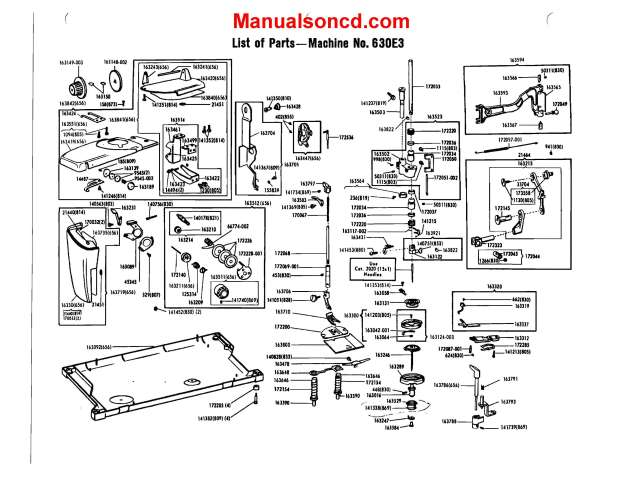 bernina sewing wiring diagram singer 630 648    sewing    machine service manual  singer 630 648    sewing    machine service manual