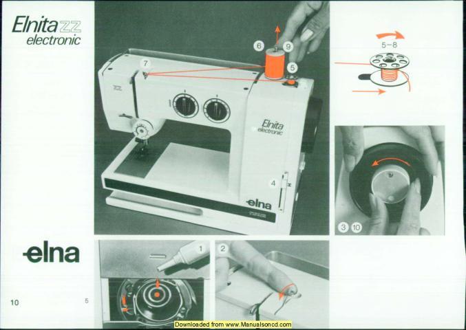 elna elnita electronic zz sewing machine manual rh manualsoncd com elnita 255 sewing machine manual elnita 140 sewing machine manual