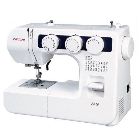 Necchi FA16 Sewing Machine Instruction Manual