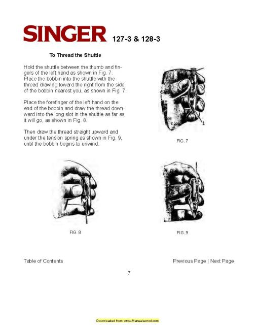 janome sewing machine instruction manual