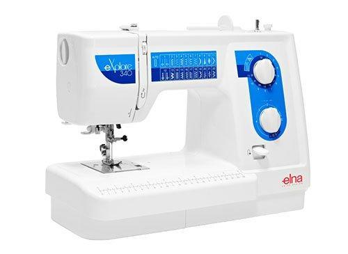 Elna 340 Sewing Machine Service Manual