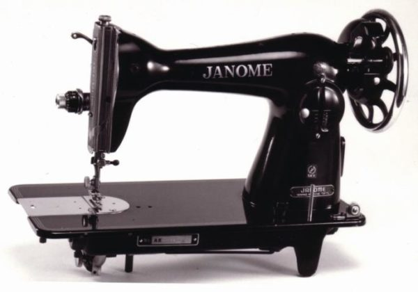 Janome 102 Sewing Machine Instruction Manual