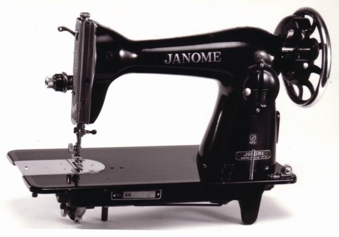 janome sewing machine manuals