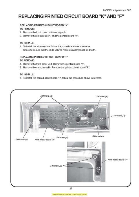 Elna 40 Experience Sewing Machine Service Manual Fascinating Elna 660 Sewing Machine