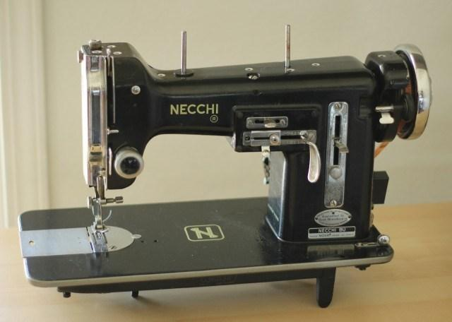 Necchi BUBF MiraNova Sewing Machine Service Manual Impressive Necchi Bf Mira Sewing Machine