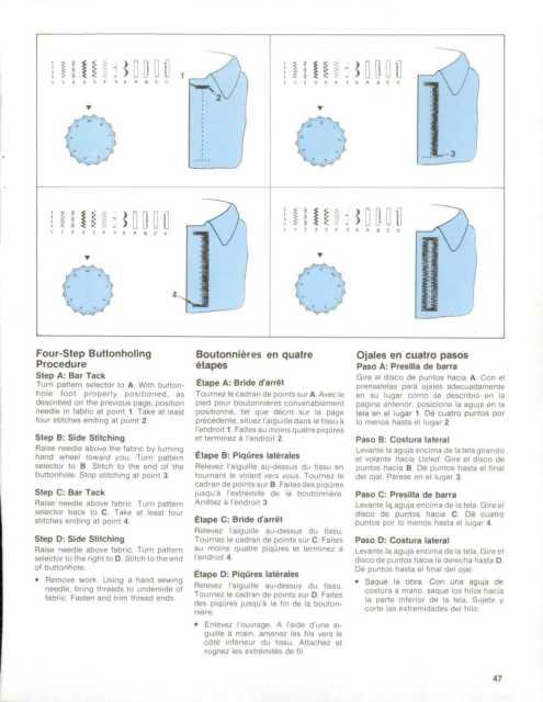 jones zig zag sewing machine manual