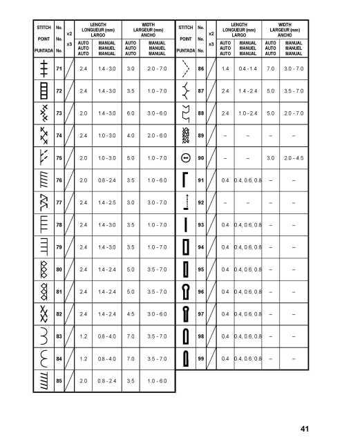 elna 2000 sewing machine instruction manual