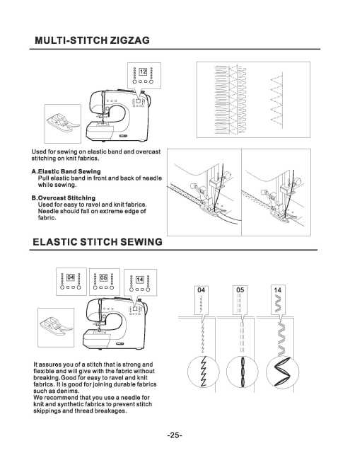 singer sewing machine manual free download