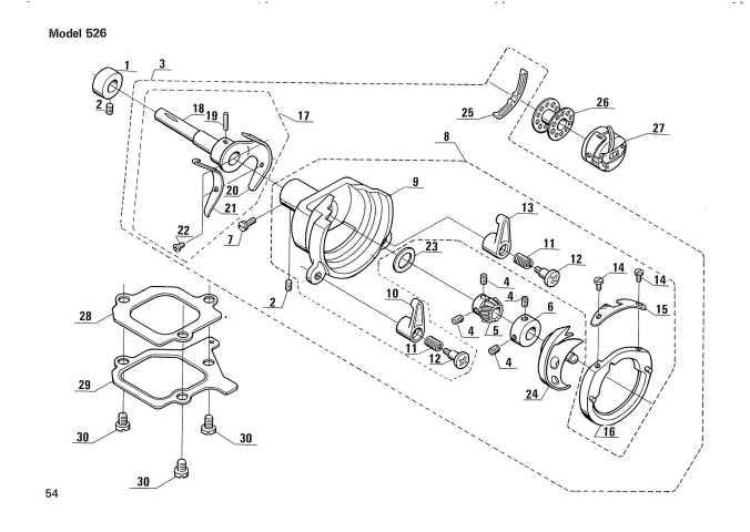 janome 526 sewing machine instruction manual