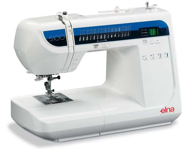 elna sewing machine manual pdf